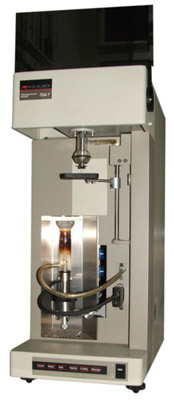 The Perkin Elmer TGA7 machine